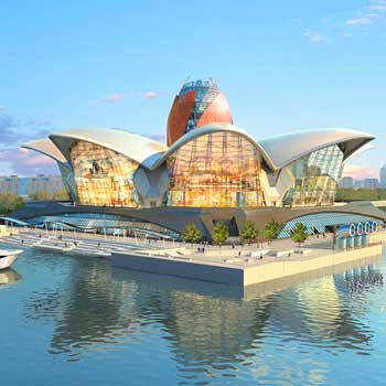 Deniz Mall - Caspian Waterfront Mall - Baku Entertainment Centre