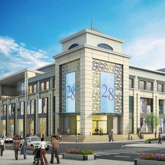 28 Mall Shopping Center