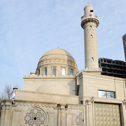 Ajdarbay Mosque Baku, Azerbaijan