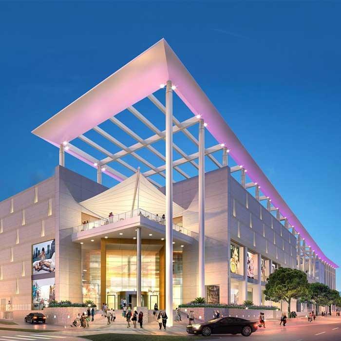 Ganjlik Mall Shopping Center