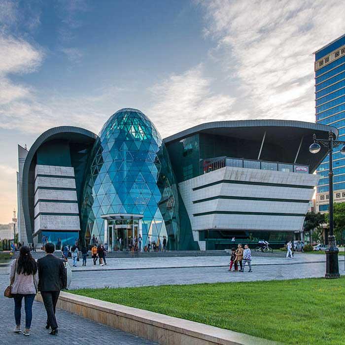 Park Boulevard Mall (Park Bulvar)