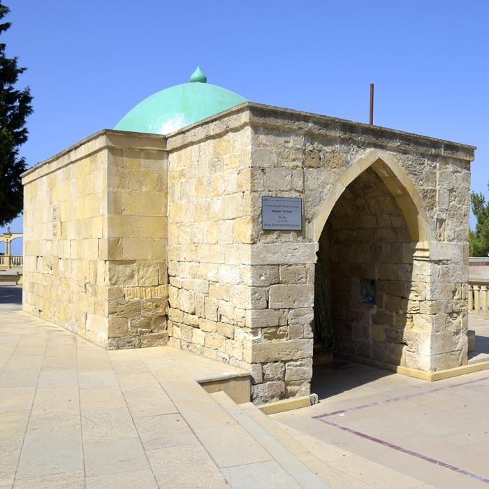 Pir Hasan Sanctuary Baku