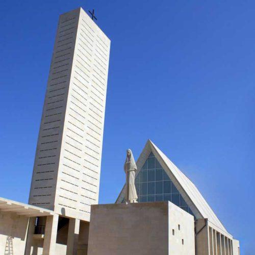 Baku Catholic Church. Churchof TheVirgin Mary's Immaculate Conception
