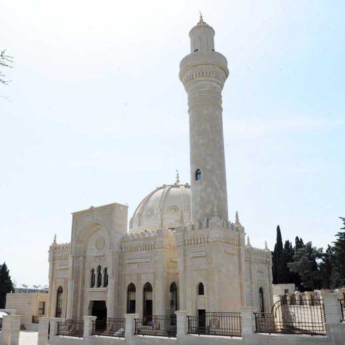 Haji Javad Mosque In Baku, Azerbaijan