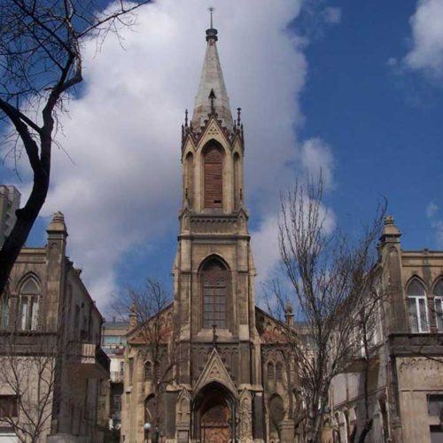Lutheran Church In Baku